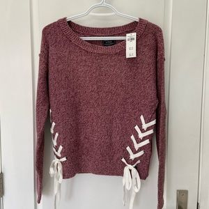 Abercrombie sweater size small NWT